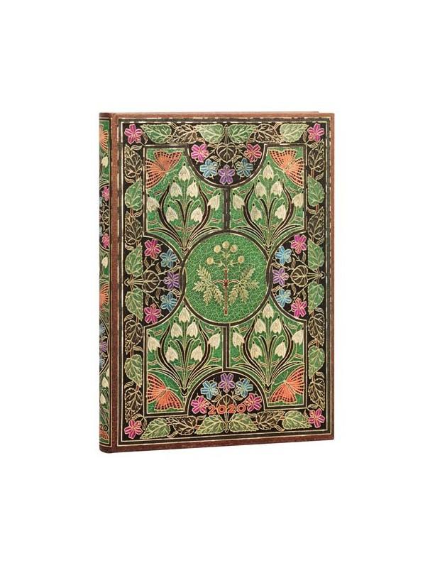 Kalendorius 2020 Poetry in Bloom / Midi