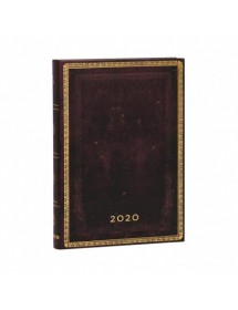 Kalendorius 2020 Black Moroccan / Midi