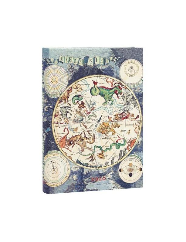 Kalendorius 2020 Celestial Planisphere / Midi