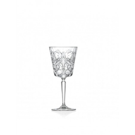 Raudono vyno  taurė TATTOO 290 ml