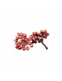 Dekoratyvinė puokštelė Berry/Bundle Orange