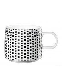 Taškuotas puodelis Asa...