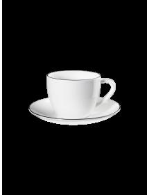 Porcelianinis puodelis su...