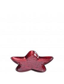 Lėkštė žvaigždės formos...